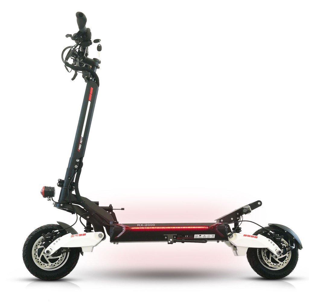 PIE Technologie spécialiste des scooter électrique speedtrott rx200 a Lyon